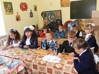 День открытых дверей в Центре творчества 1 сентября. Вторые классы школ №№10,20